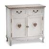 Maine Furniture Co. Romance 2 Door 2 Drawer Cabinet