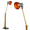 MiniSun Gustav 105cm Reading Floor Lamp