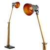 MiniSun Gustav 105cm LED Reading Floor Lamp