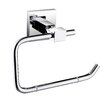 Bristan Square Wall Mounted Toilet Roll Holder
