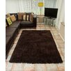 Mastercraft Rugs Mammoth Hand-Tufted Brown Area Rug