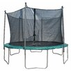 Furinno Round Trampoline with Safety Enclosure