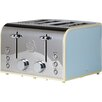 Swan Retro 4 Slice Toaster