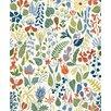 Boråstapeter Wallpapers by Scandinavian designers 10.05m L x 53cm W Herbarium Roll Wallpaper