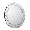 All Home Garby Round Wall Mirror