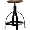 Woood Piano Accent Stool