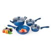 Chefline chocowine 6 piece cookware set reviews wayfair for Alpine cuisine cookware reviews