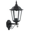 Endon Lighting Classic 1 Light Outdoor Wall Lantern