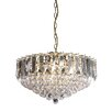 Endon Lighting 6 Light Crystal Chandelier