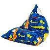 Castleton Home Jungle Fever Bean Bag Lounger