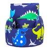 Castleton Home Dino Dark Bean Bag Chair