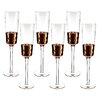 Fine 6 oz. Champagne Flute (Set of 6)