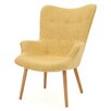 Ali Mid Century Arm Chair And Ottoman Amp Reviews Allmodern