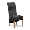 Castleton Home Krista Upholstered Dining Chair (Set of 2)