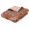 Barefoot Bungalow Sofia Quilted Throw