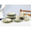 Seltmann Weiden Marieluise Ivory Scatter Flower 30 Piece Tableware Set