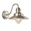 Endon Lighting Wandleuchte 1-flammig Mendip