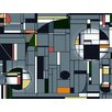 Marmont Hill 'Deus Ex Machina' by Keren Toledano Graphic Art on Wrapped Canvas