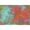Marmont Hill 'Goldmod' by Reesa Qualia Painting Print on Wrapped Canvas
