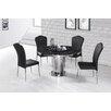 Best Quality Furniture 5 Piece Dining Set
