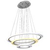 Thebe LED 3-Light Drum Chandelier