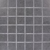"MS International 2"" x 2"" Porcelain Mosaic Tile in Brown"