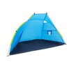 Relaxdays Beach Shell Shelter Sitting Tent with Carry Bag