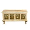 TheWoodTimes Buddha Coffee Table