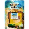 Oliver Gal 'Beach Perfume' Painting Print on Wrapped Canvas