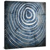 Marmont Hill Spiraling In Graphic Art on Wrapped Canvas