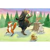 Marmont Hill 'Animals Dancing' by Phyllis Harris Graphic Art on Wrapped Canvas