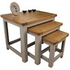 Hazelwood Home 3 Piece Nest of Tables