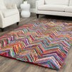 Bungalow Rose Iris Area Pink Blue Rug Amp Reviews Wayfair Ca