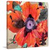 Marmont Hill 'Poppy' by Evelia Painting Print on Wrapped Canvas