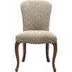 Castleton Home Sterling Solid Ash Upholstered Dining Chair (Set of 2)
