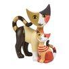 Goebel Figur Katzenpaar Wachtmeister