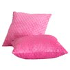 Latitude Run Lubuklinggau Dimple Dot Throw Pillow