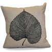 Alcott Hill Miller Leaf Study Outdoor Throw Pillow