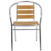 Commercial Indoor/Outdoor Dining Arm Chair
