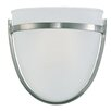 Darby Home Co Vernier 1-Light Flush Mount