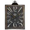 Laurel Foundry Square Wall Clock