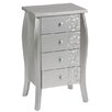 Alpen Home 4 Drawer Cabinet