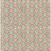 Hazelwood Home Kismet Free Spirit 10.05m x 52cm Floral Roll Wallpaper
