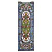 Design Toscano Palais-Royal Tiffany-Style Stain Glass Window