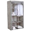 "Sunbeam Storage 43""W Wardrobe"
