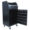 AmpliVox Sound Systems Portable Valet Full Podium