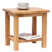 Hallowood Furniture New Waverly Oak Side Table