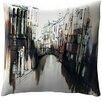 Steve Harrington Simpson (Bibby) Fine Art Venice Cushion Cover