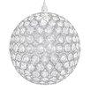 MiniSun Ducy 35cm Metal Sphere Pendant Shade