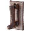 Castleton Home Best for Boots Door Knocker Wall Decor